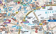 london stansted maps